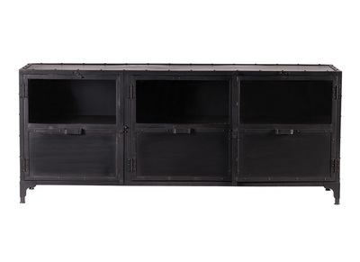 soldes buffet cuisine ou salon design et pas cher miliboo. Black Bedroom Furniture Sets. Home Design Ideas