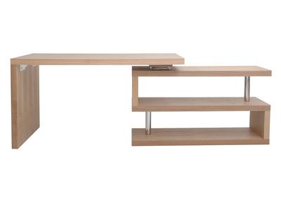 Bureau design bois amovible MAX