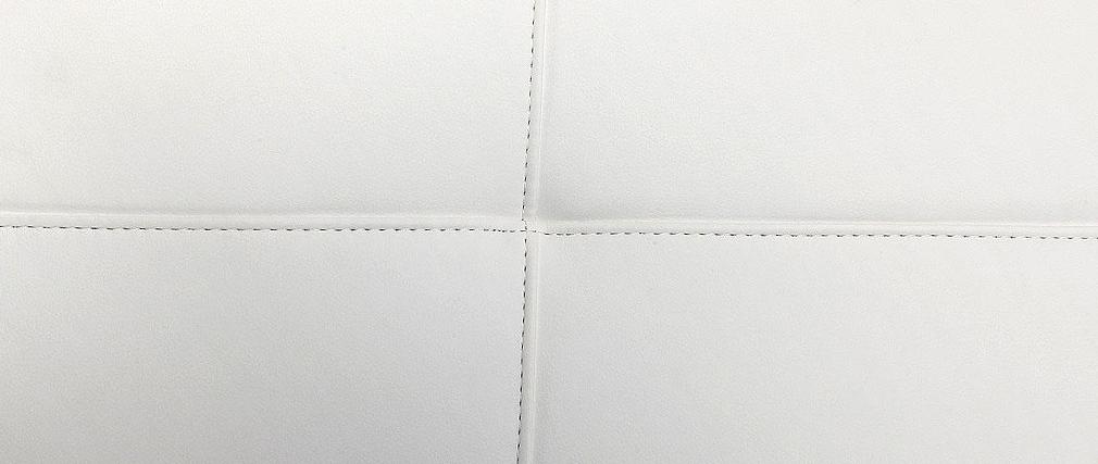 Canapé convertible design blanc BROADWAY