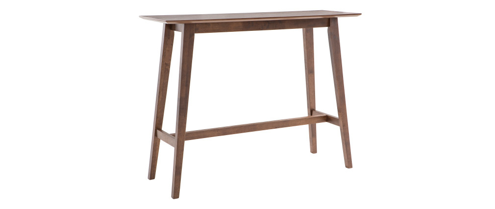 Console design bois noyer RUSSELL