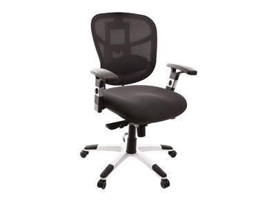 Fauteuil de bureau ergonomique noir UP TO YOU