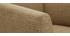Fauteuil design scandinave tissu vert ARTIK