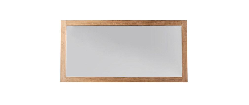 Miroir teck 140 x 70 cm SANA