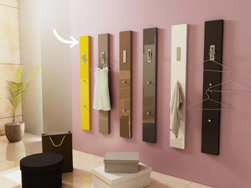 pat re murale design jaune tasmann miliboo. Black Bedroom Furniture Sets. Home Design Ideas