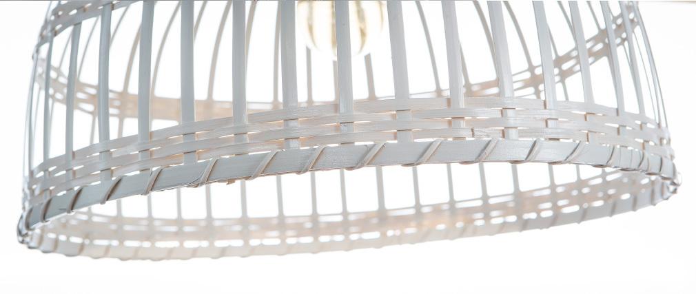 Suspension bohème bambou D40cm EDEN