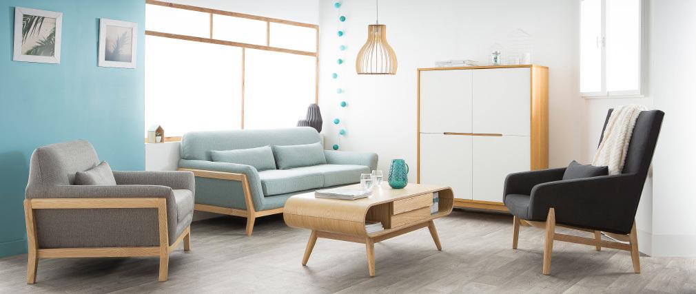 Suspension design en bambou FIJI