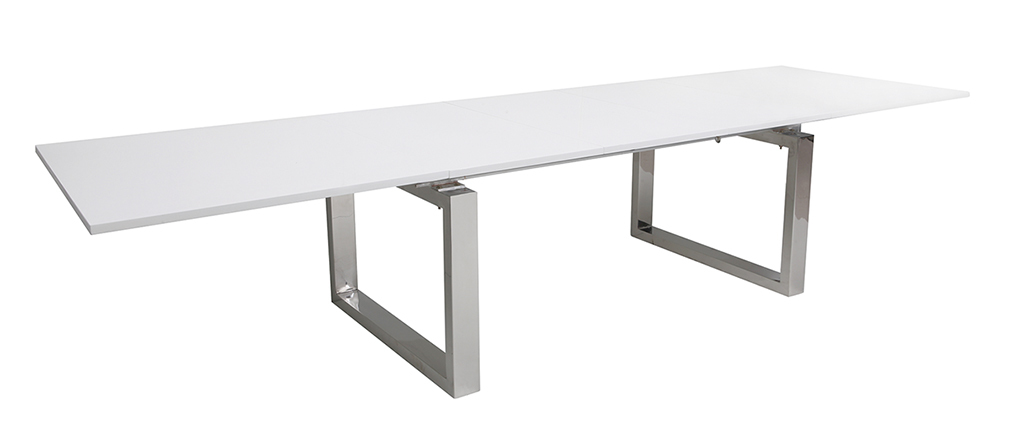 Table à manger design extensible L200-380 PRESIDENT