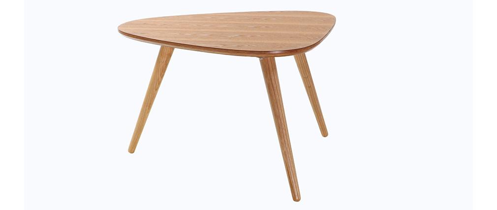 Table basse design frêne ARTIK