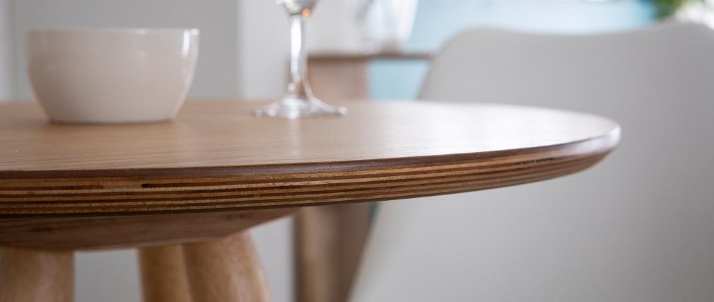 Table de bar frêne NORDECO