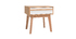 Table de chevet scandinave HELIA