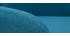 Tabourets de bar scandinaves bleu canard et bois H65 cm (lot de 2) BALTIK