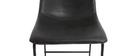 Tabourets de bar vintage noirs 73 cm (lot de 2) NEW ROCK