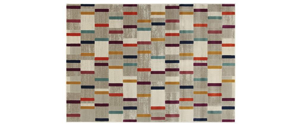 Tapis multicolore 160 x 230 cm GIRARD